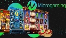 slot microgaming senza deposito